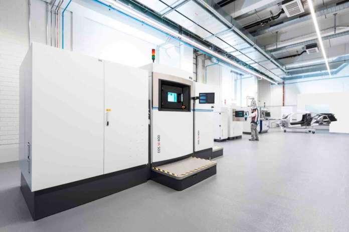 audi - Audi imprime herramientas de producción en metal 3D