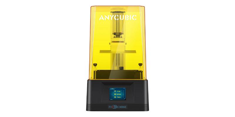 cualquier foton mono - Las 5 mejores impresoras 3D por debajo de 300 €