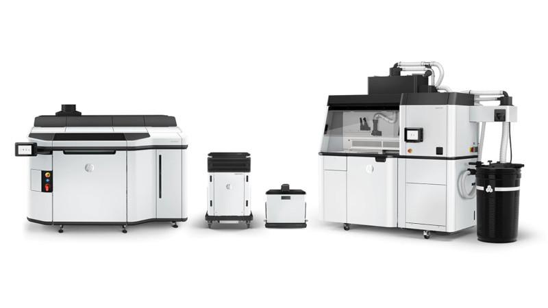 cv jet fusion 5200 - Las 5 impresoras 3D más rápidas 2021 de todos los precios