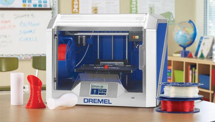 dremel digilab 3d40 edu para ensenar a los ninos s - Las 8 mejores impresoras 3D para niños en todos los precios