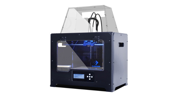 flashforge creador pro doble extrusor impresora 3d - TOP 10, las mejores impresoras 3D de doble extrusión