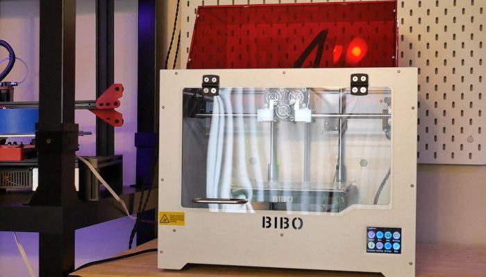 impresora bibo 3d y grabador laser con doble extru - TOP 10, las mejores impresoras 3D de doble extrusión