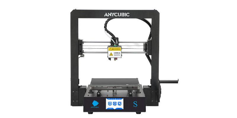 mega s anycubic - Las 5 mejores impresoras 3D por debajo de 300 €