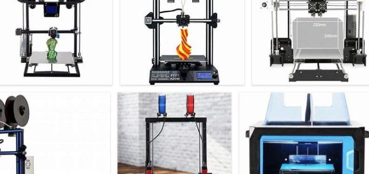 mejores impresoras de doble extrusion