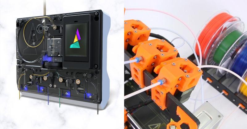 palette 2s and prusa multi material 3d printing up - TOP 10, las mejores impresoras 3D de doble extrusión