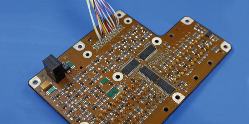placa de circuito impreso hensoldt 3d - Qué son las placas de circuito impreso en 3D y las impresoras 3D de PCB