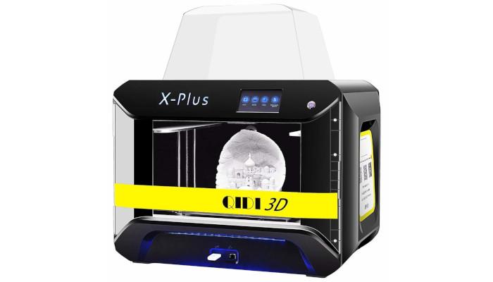qidi tech x plus - Las 8 mejores impresoras 3D para niños en todos los precios