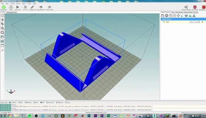 repetier host mejor software de impresora 3d - Slicer 3D: los mejores softwares de corte para Impresión 3D