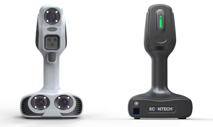 scantech ireal2e color escaner 3d portatil - Los 10 mejores escáneres 3D en Todos los rangos de precios