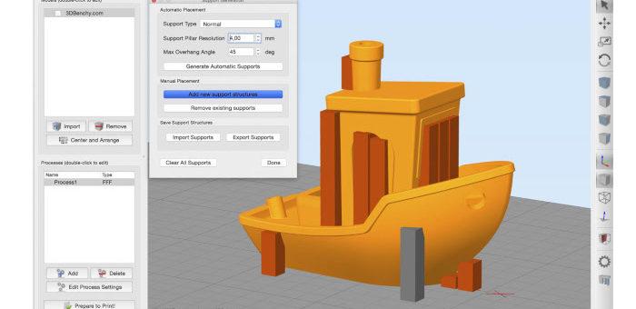 simplify3d 3d slicer printer software