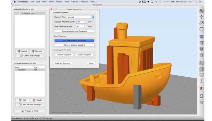 simplify3d 3d slicer printer software - Slicer 3D: los mejores softwares de corte para Impresión 3D
