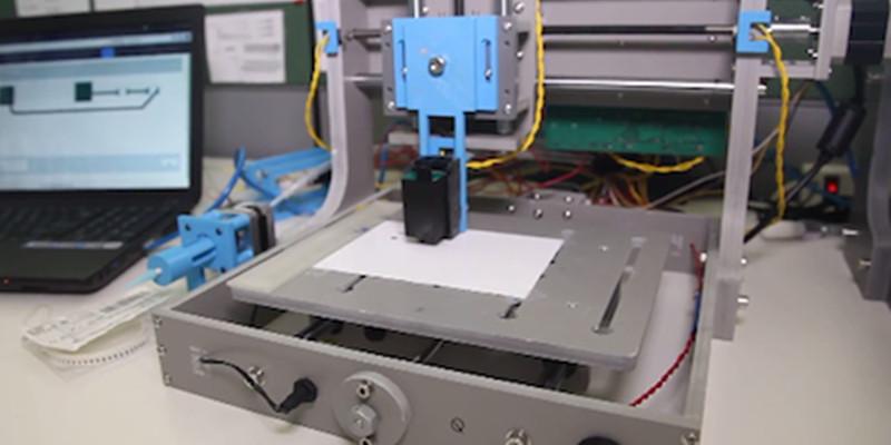 squink de bot factory pcb impresora 3d - Qué son las placas de circuito impreso en 3D y las impresoras 3D de PCB