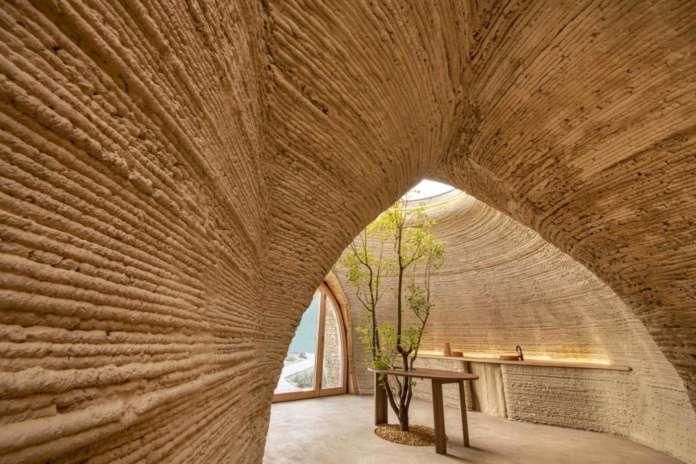 tecla - Tecla, la casa impresa en 3D en tierra cruda