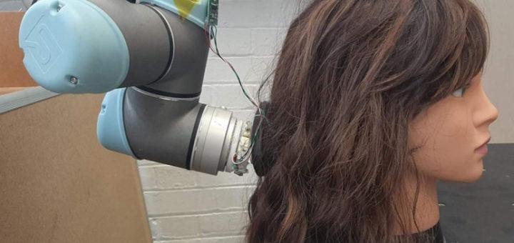 El MIT crea un robot para desenredar el pelo
