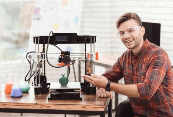curso impresion 3D - Curso profesional de diseño e impresión 3D