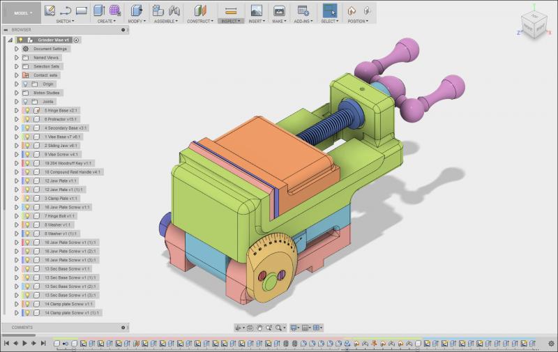 fusion 360 timeline - 2021 AutoDesk impresión 3D – Tutorial paso a paso para principiantes