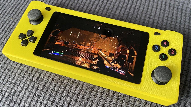 raspberry pi streaming dispositivo portatil - Un Maker crea una consola portátil de streaming con una Raspberry Pi Zero