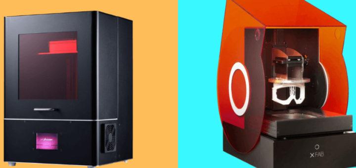 Las mejores impresoras 3D de resina en la industria