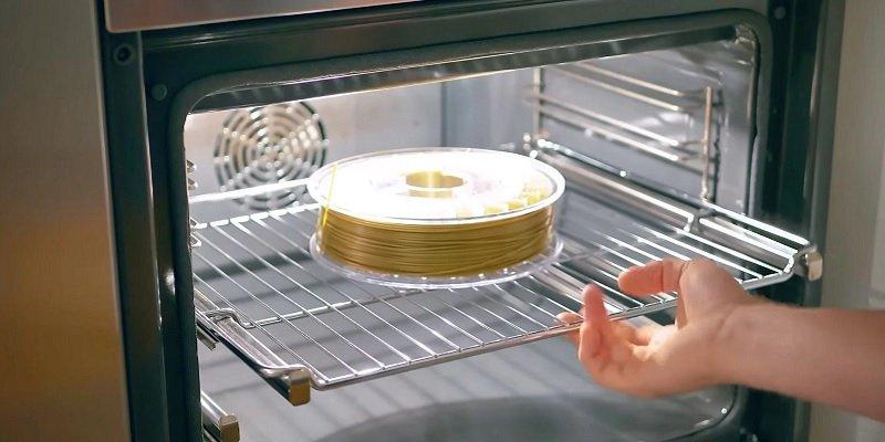 a spool of pva filament in a microwave - Filamento PVA: La guía completa de este filamento para impresión 3D
