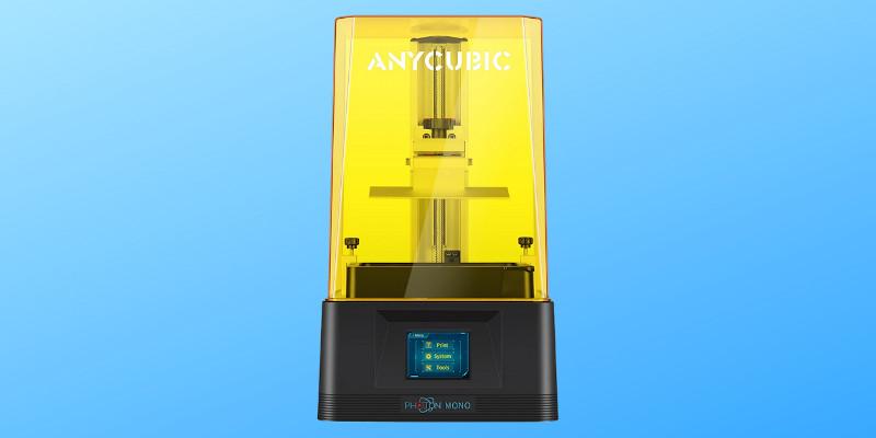 anycubic photon mono resina barata impresora 3d - Las 10 mejores impresoras 3D de resina