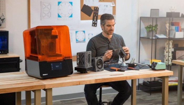 formlabs forma 3 - Las 10 mejores impresoras 3D de resina