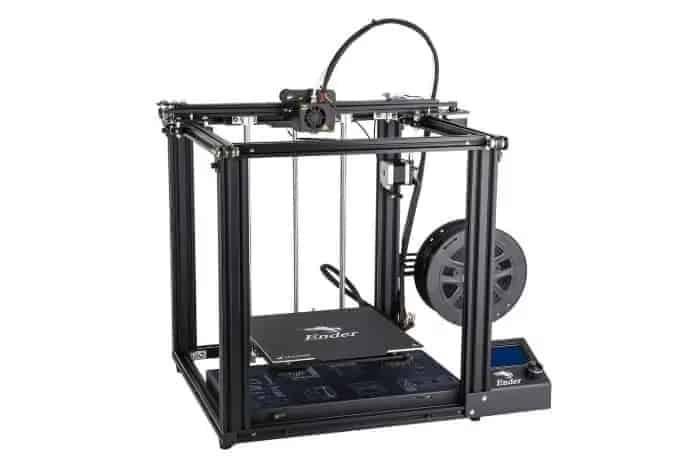 impresora 3d ender 5 pro or creality 3d oficial 2 - Ender 5: ¿comprar o no? ¡Descúbrelo aquí!