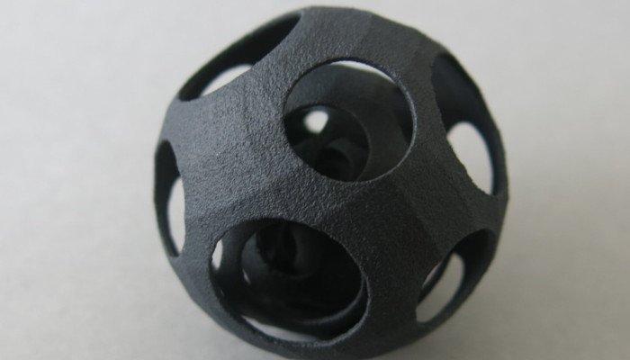 multi jet fusion 3d printed part - Multi Jet Fusion, Todo lo que necesita saber sobre la impresión 3D con MJF