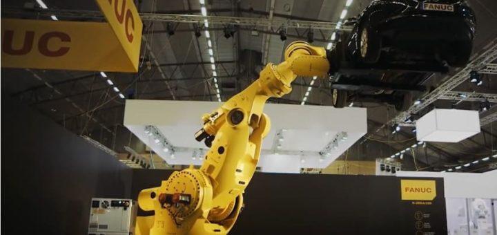 Características de los robots industriales