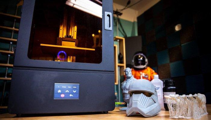 peopoly fenomeno msla 3d impresora resina - Las 10 mejores impresoras 3D de resina