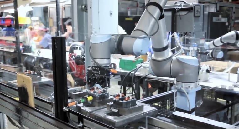 robot colaborativo - Robots colaborativos: qué son y qué hacen