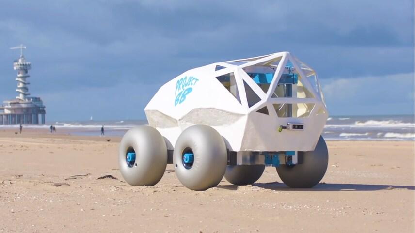 word image - BeachBot utiliza la IA para eliminar las colillas de las playas