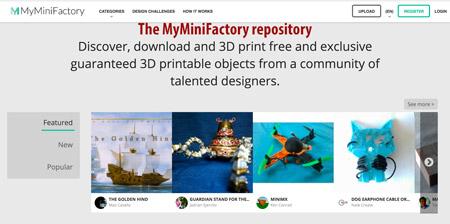 interfaz de usuario grafica descripcion generada - Los mejores sitios para descargar archivos STL y modelos 3D gratis para impresión 3D