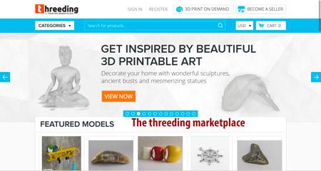 interfaz de usuario grafica sitio web descripcio 3 - Los mejores sitios para descargar archivos STL y modelos 3D gratis para impresión 3D