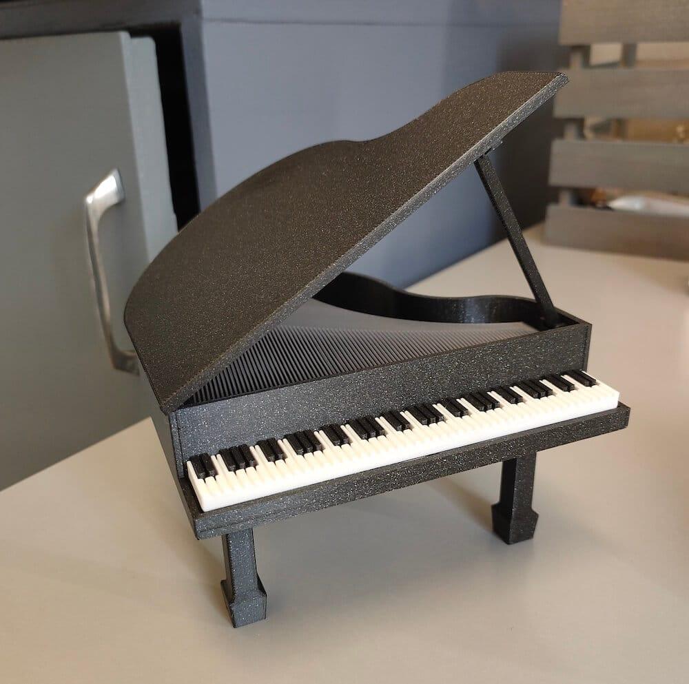 piano body and strings - Los mejores sitios para descargar archivos STL y modelos 3D gratis para impresión 3D