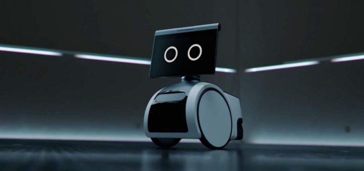 Amazon Astro es un robot doméstico de 1.000 dólares impulsado por Alexa