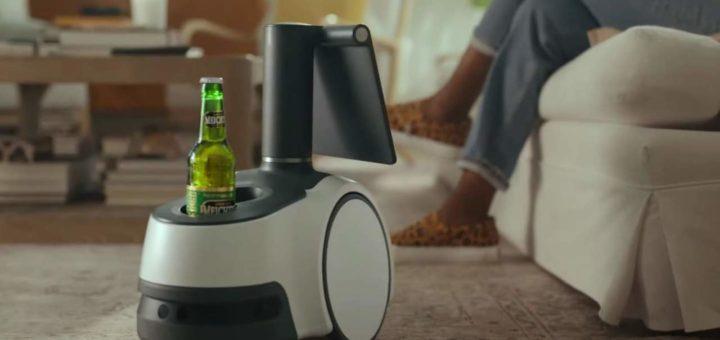 """""""Astro, aguanta mi cerveza"""": El robot doméstico de Amazon debería temer algo más que las escaleras"""