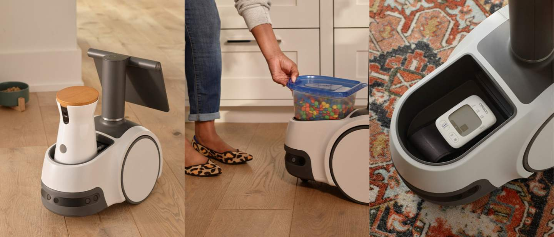 """imagen que contiene interior persona cocina tab - """"Astro, sostén mi cerveza"""": El robot doméstico de Amazon debería temer algo más que las escaleras"""