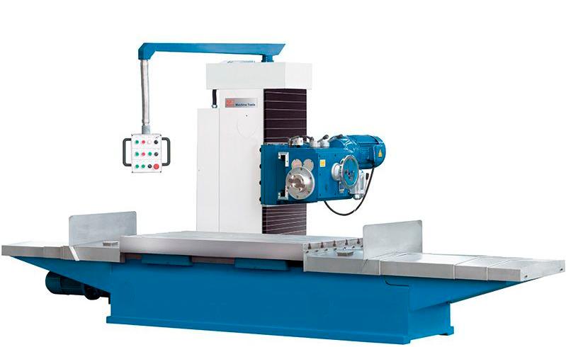 knuth horizontal milling machine - Fresadoras, Qué son, tipos y características