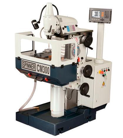 spinner milling machine - Fresadoras, Qué son, tipos y características