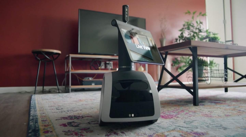 una sala de estar descripcion generada automatica 1 - Amazon Astro es un robot doméstico de 1.000 dólares impulsado por Alexa