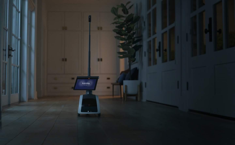 vista del interior de una casa descripcion genera - Amazon Astro es un robot doméstico de 1.000 dólares impulsado por Alexa